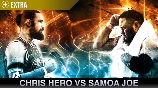 Chris Hero vs Samoa Joe