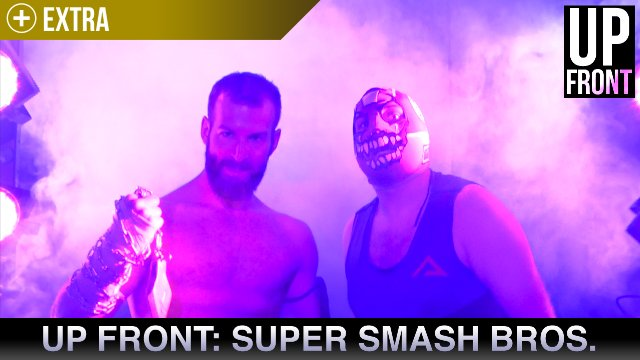 Up Front - The Super Smash Bros.