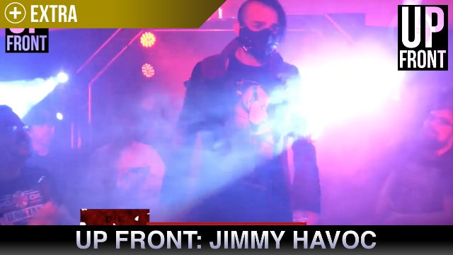Up Front - Jimmy Havoc