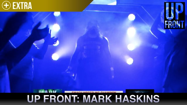 Up Front - Mark Haskins