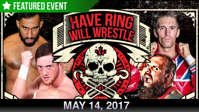 Have Ring Will Wrestle