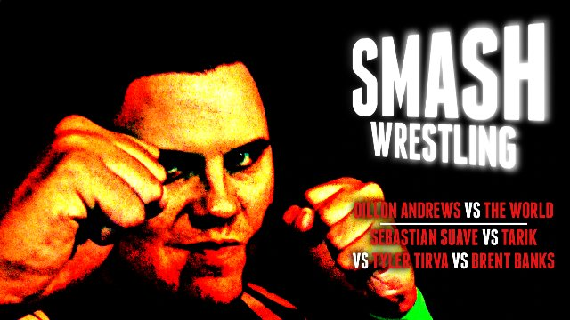 Smash Wrestling - Episode 15