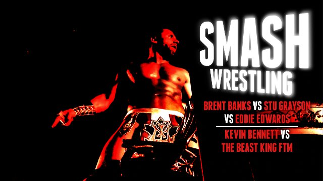 Smash Wrestling Episode 19