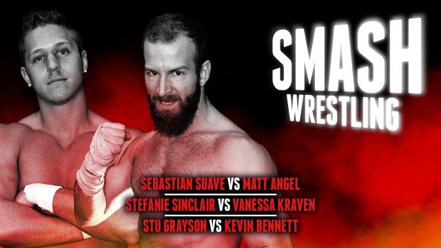 Smash Wrestling Episode 21