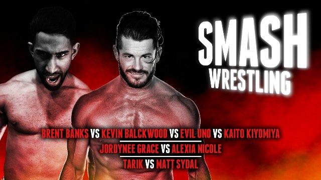 Smash Wrestling Episode 22