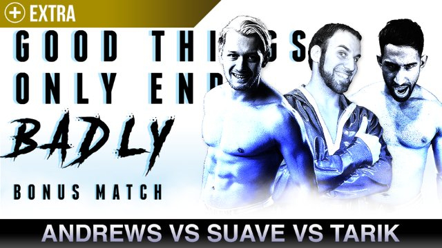 Mark Andrews vs Sebastian Suave vs Tarik