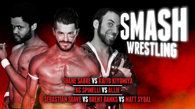 Smash Wrestling Episode 25