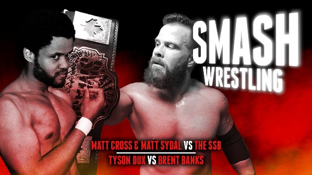 Smash Wrestling Episode 27