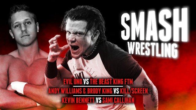 Smash Wrestling Episode 28