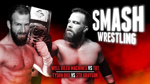 Smash Wrestling Episode 30