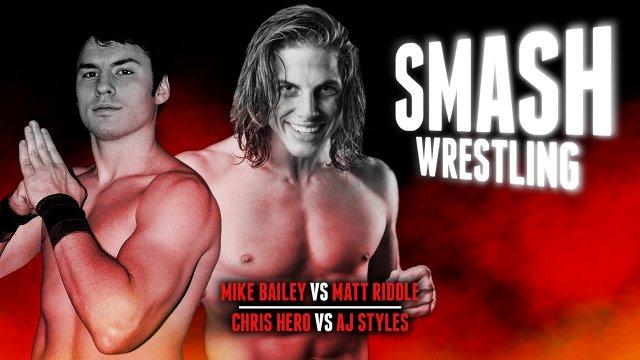 Smash Wrestling Episode 31