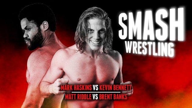 Smash Wrestling Episode 33