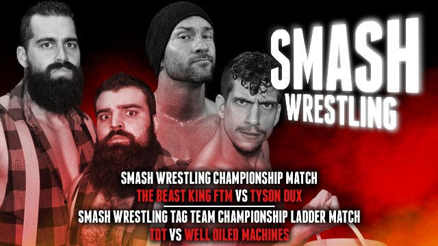 Smash Wrestling Episode 34