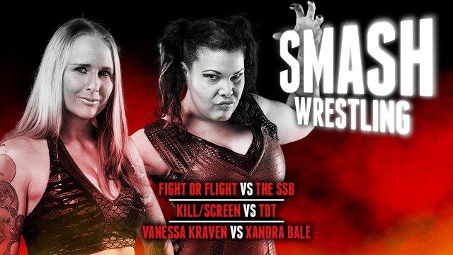 Smash Wrestling Episode 37