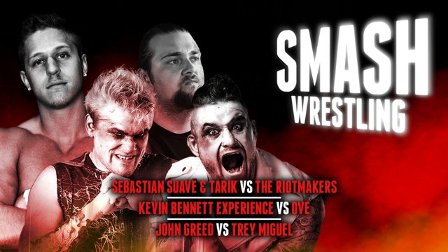 Smash Wrestling Episode 38