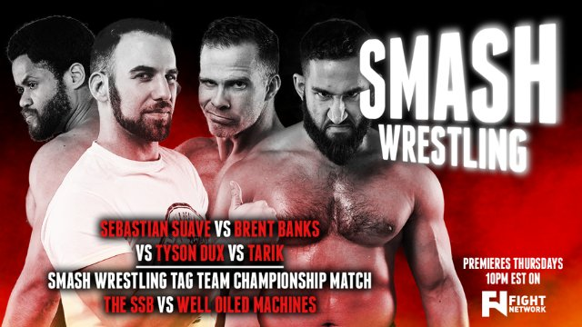 Smash Wrestling Episode 41