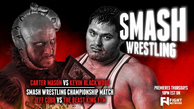 Smash Wrestling Episode 42