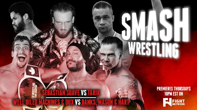 Smash Wrestling Episode 44