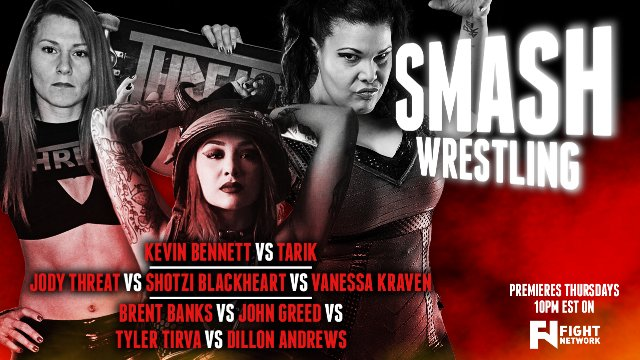 Smash Wrestling Episode 45