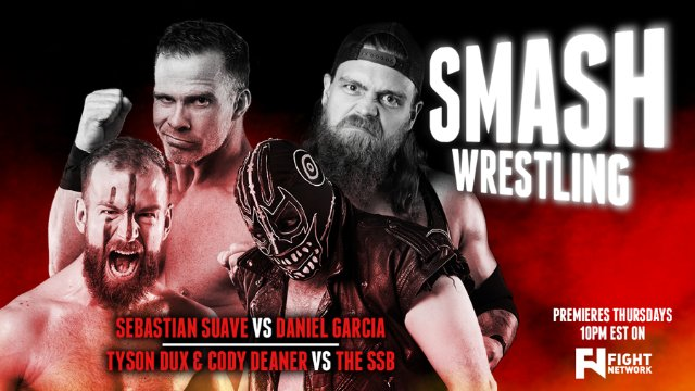 Smash Wrestling Episode 46