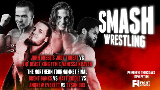 Smash Wrestling Episode 53