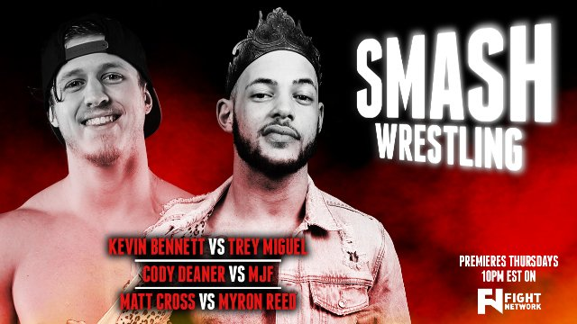 Smash Wrestling Episode 55