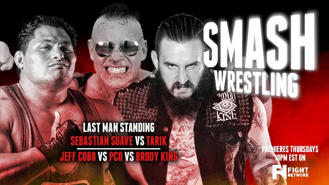 Smash Wrestling Episode 60