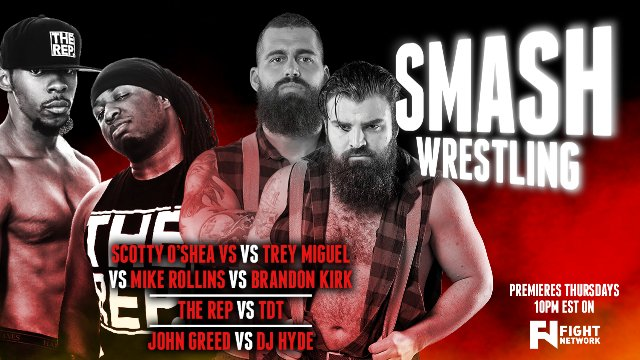 Smash Wrestling Episode 56
