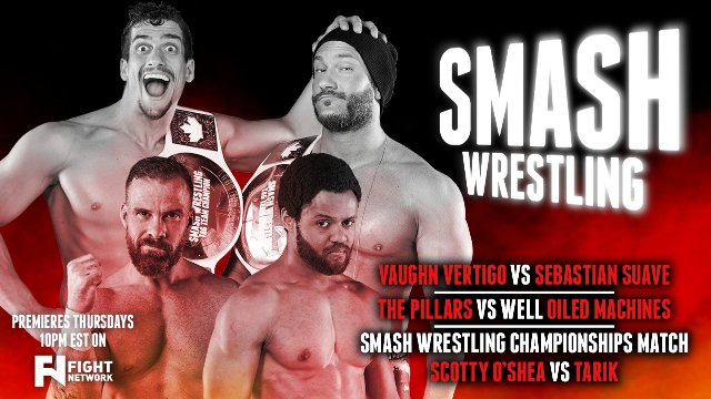 Smash Wrestling Episode 68