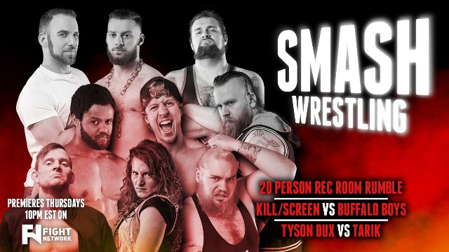 Smash Wrestling Episode 70