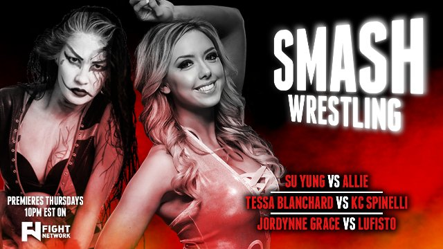 Smash Wrestling Episode 72