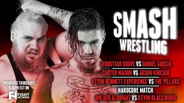 Smash Wrestling Episode 78
