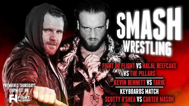 Smash Wrestling Episode 76
