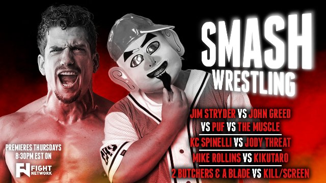 Smash Wrestling Episode 77