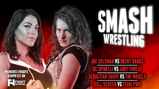 Smash Wrestling Episode 79