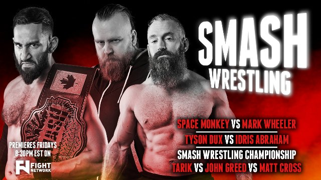 Smash Wrestling Episode 80