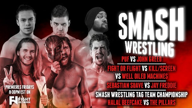 Smash Wrestling Episode 81