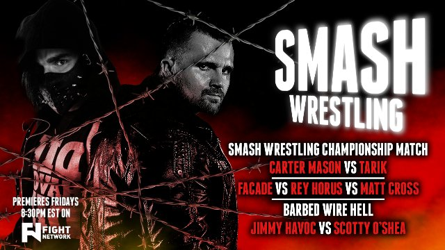 Smash Wrestling Episode 82