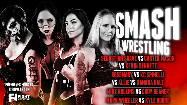 Smash Wrestling Episode 83