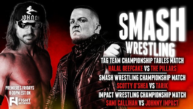 Smash Wrestling Episode 84