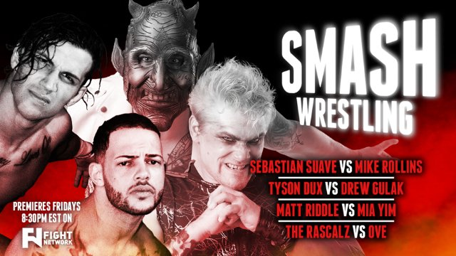 Smash Wrestling Episode 86