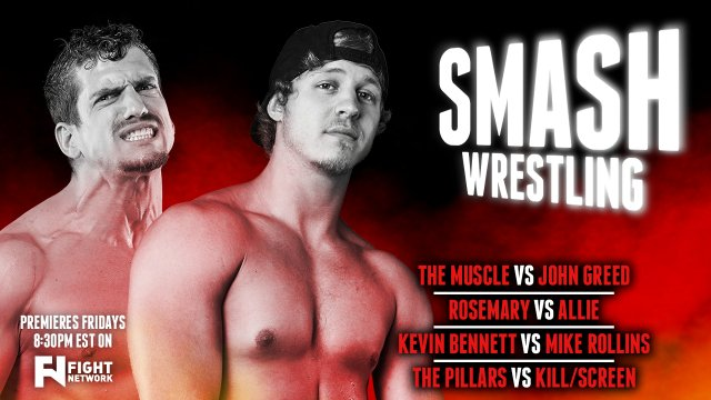 Smash Wrestling Episode 87