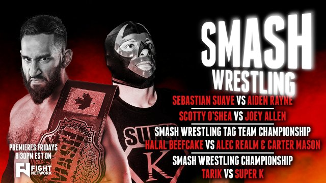 Smash Wrestling Episode 88