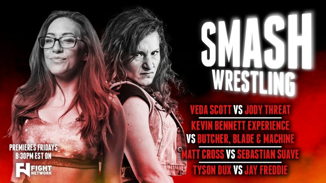 Smash Wrestling Episode 89
