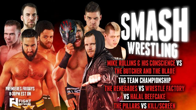 Smash Wrestling Episode 92
