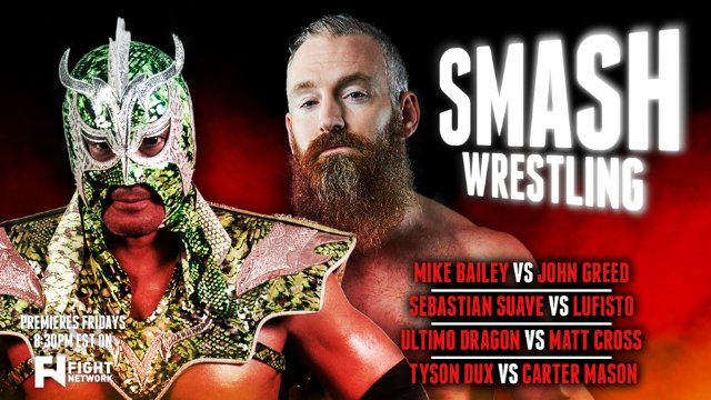 Smash Wrestling Episode 100