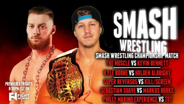 Smash Wrestling Episode 103