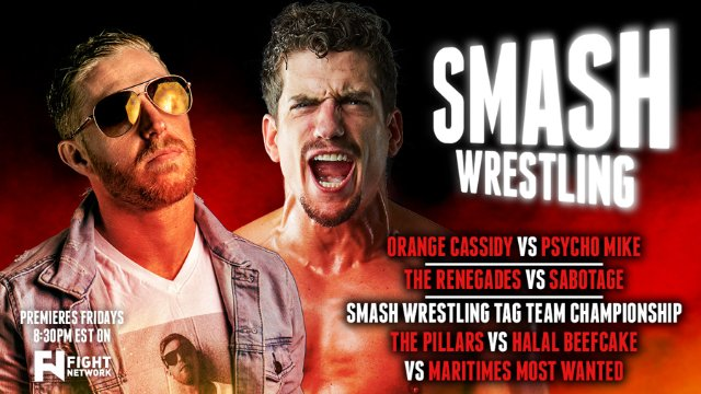 Smash Wrestling Episode 104