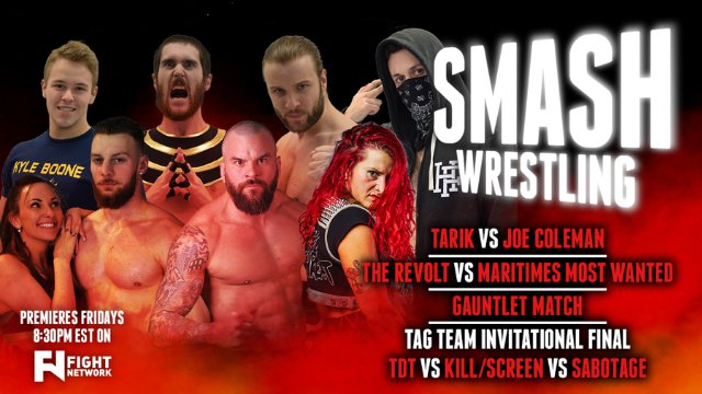 Smash Wrestling Episode 105
