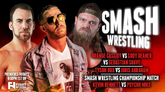 Smash Wrestling Episode 106